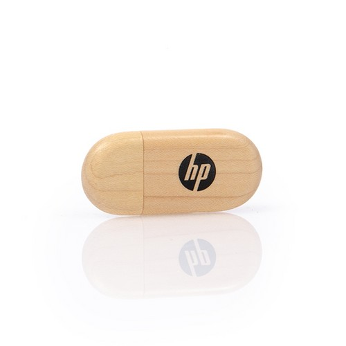 Houten USB stick Nature