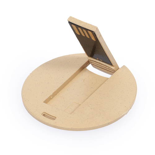 Ronde ECO USB-stick